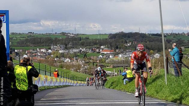 séjour course cyclo Amstel Gold Race 2018