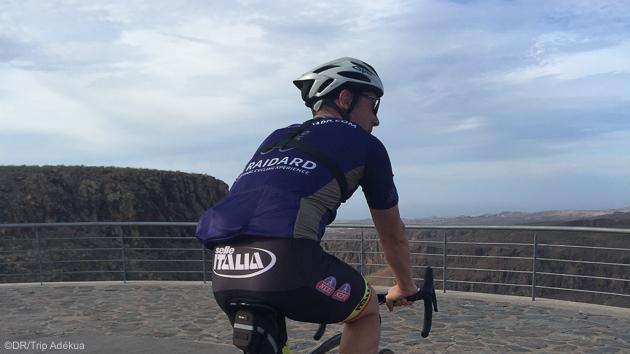 Séjour vélo de route sur l'île de Gran Canaria aux Canaries
