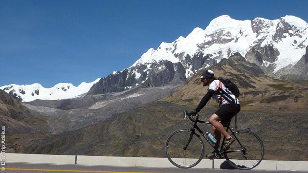 Séjour cyclisme au Pérou