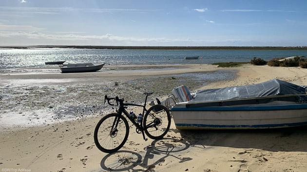 Séjour vélo de route en Algarve au Portugal