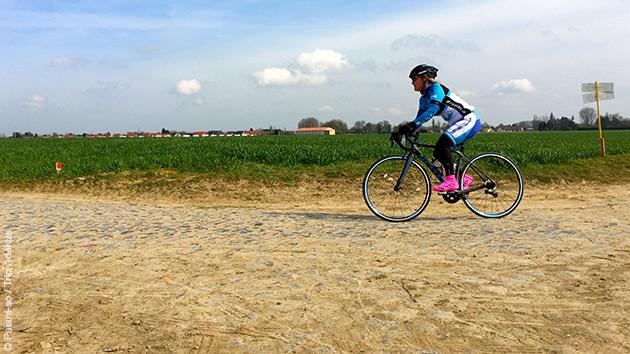 Séjour cyclo Paris-Roubaix