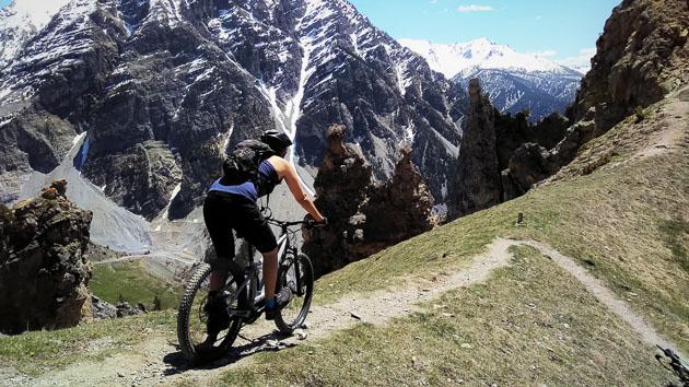 Votre séjour VTT dans les Hautes-Alpes en France