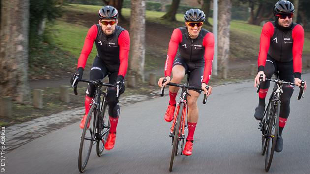 séjour cyclo en Belgique
