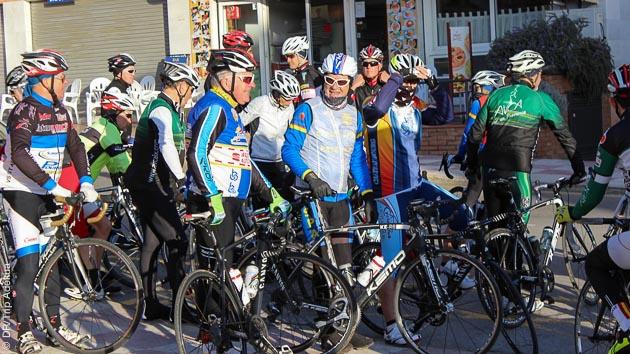 stage vélo avec l'AVC Aix en Provence
