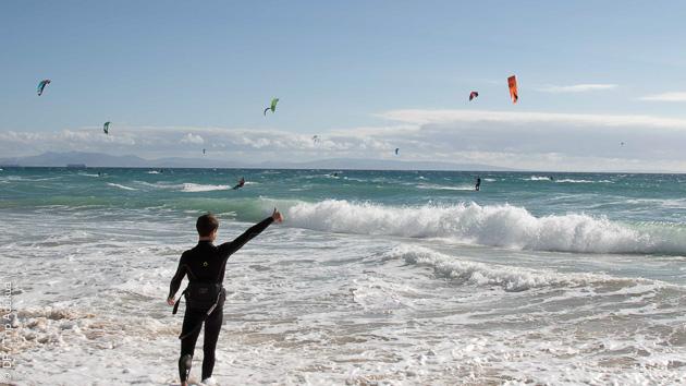Nouvel expert local Adékua pour du coaching kitesurf à Tarifa