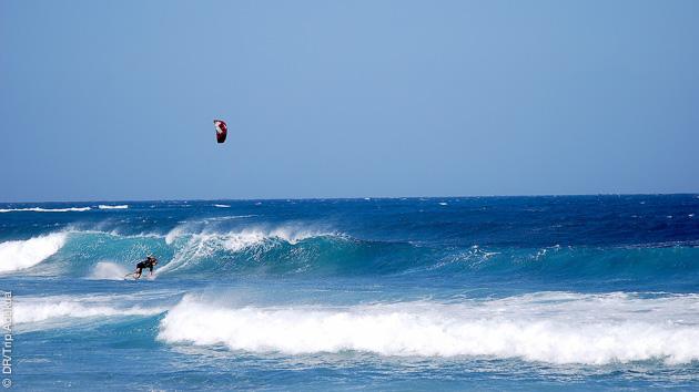 sejour kitesurf aux Canaries