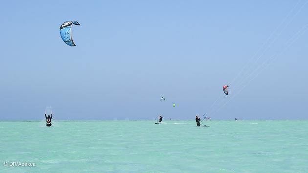séjour kitesurf en Egypte