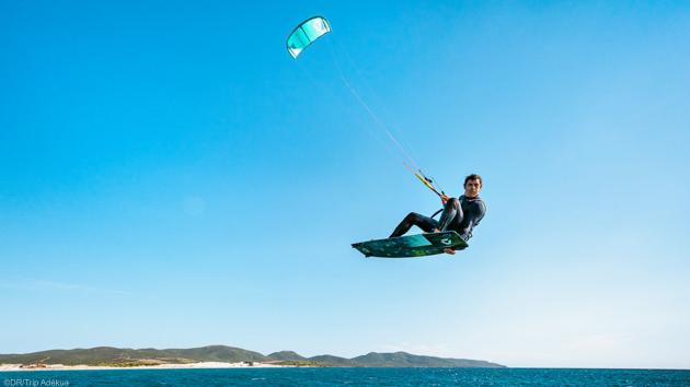 Croisière kitesurf pour se perfectionner en Sardaigne