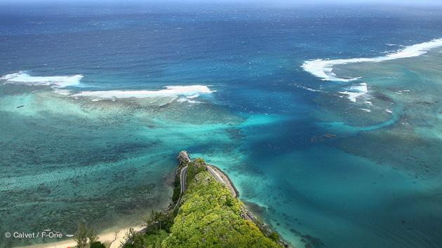 séjour kitesurf à l'île Maurice