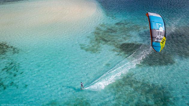 Séjour kitesurf sur les meilleurs spots de Los Roques au Venezuela