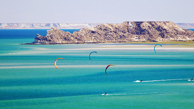 coaching kite à Dakhla