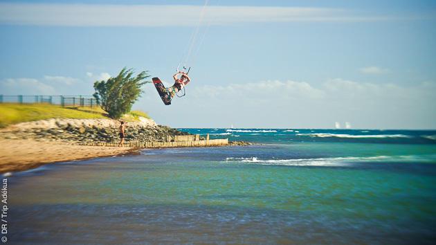 séjour kitesurf en Nouvelle Calédonie