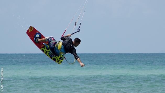 Séjour kitesurf en Thaïlande