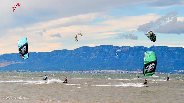 séjour kitesurf à Tarifa en Espagne