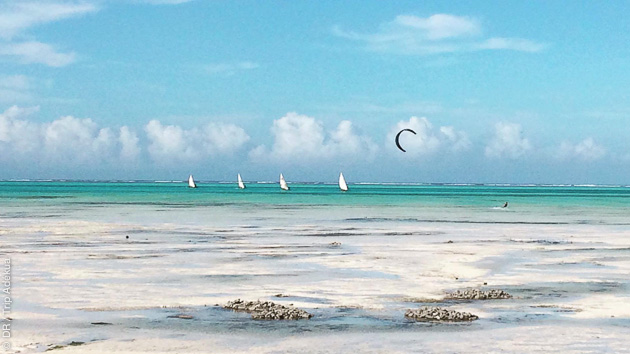 zanzibar le paradis du kite