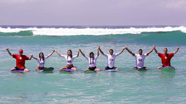 séjour surf à Bali
