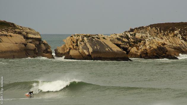 surf trip au Portugal du côté de Peniche