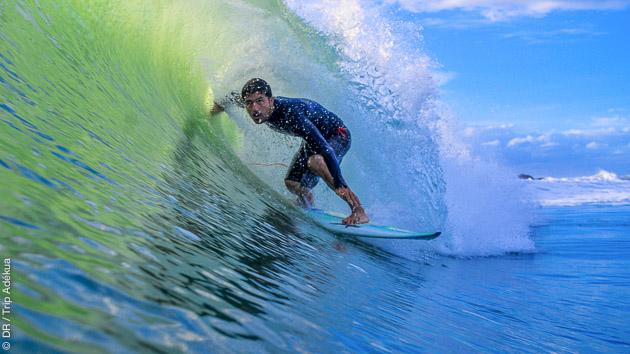 Séjour surf à Tibau do Sul au Brésil
