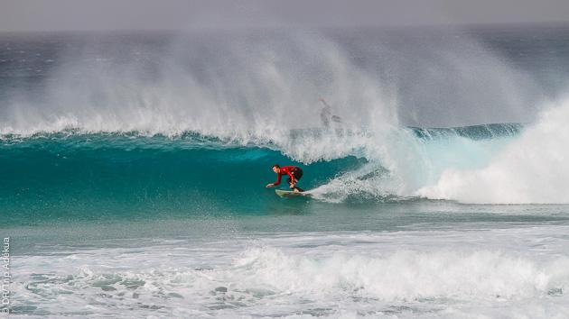 Séjour surf aux Canaries