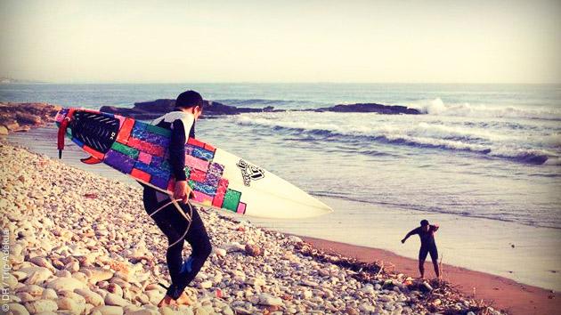 séjour surf à Capbreton