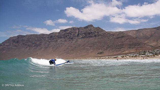 Séjour surf à Lanzarote, détente et bienêtre assurés !
