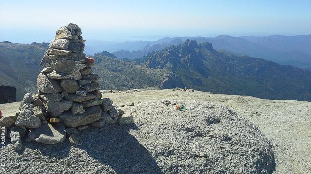 séjour trekking sur le GR20 en Corse