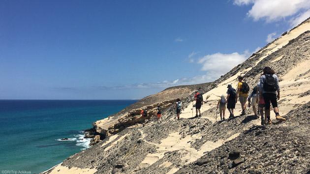 Séjour randonnée trekking à Fuerteventura aux Canaries