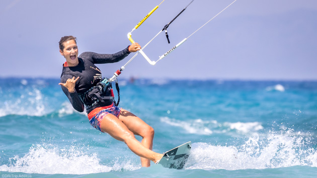 Séjour kitesurf sur l'île de Rhodes en Grèce