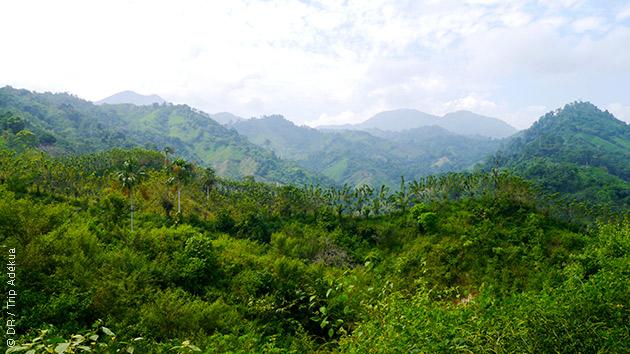 vacances de découverte à pied de la colombie