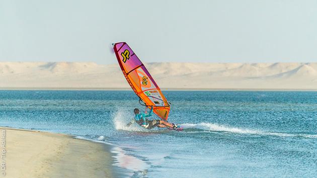Séjour windsurf à Dakhla au Maroc
