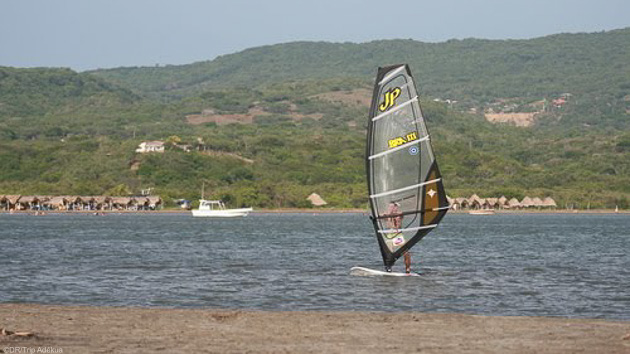 Séjour windsurf en Colombie