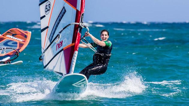 Séjours windsurf sur l'île de Lanzarote dans l'archipel des Canaries
