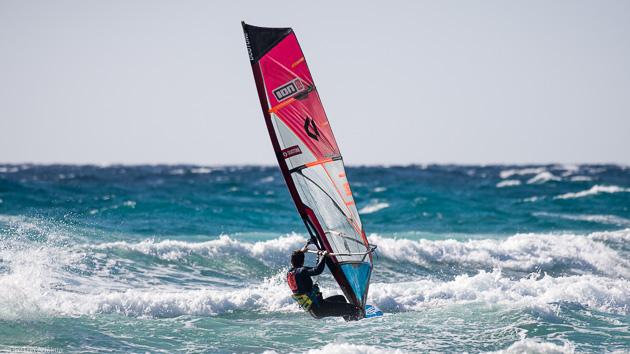 Séjour windsurf à Sotavento aux Canaries
