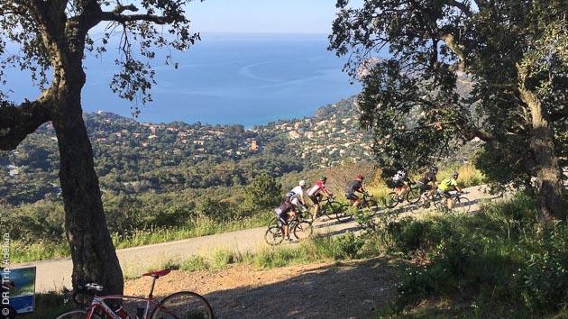 Coaching vélo dans le Vaucluse pendant la Granfondo