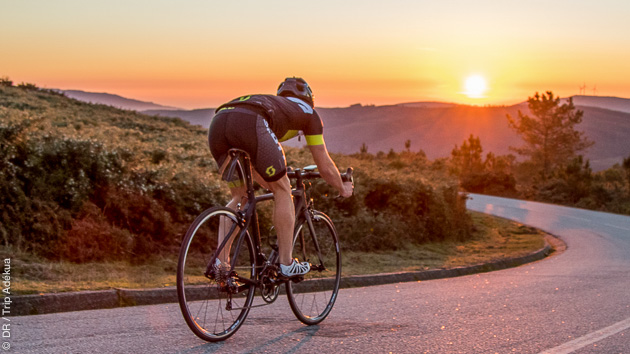 Séjour avec circuits en vélo de route au Portugal, avec un guide ancien professionnel et un encadrement de qualité