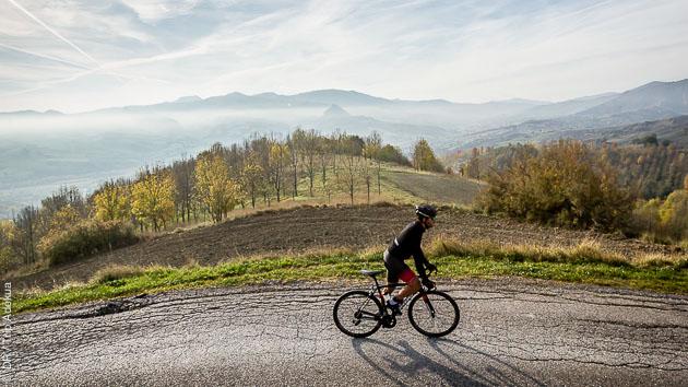 séjour vélo de route en Italie, autour de Riccione