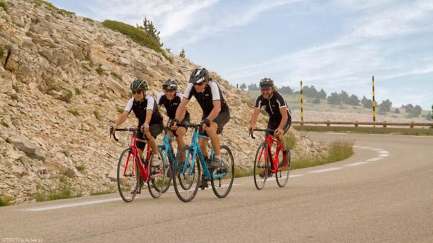 Votre séjour cyclo à la découverte des routes de Provence