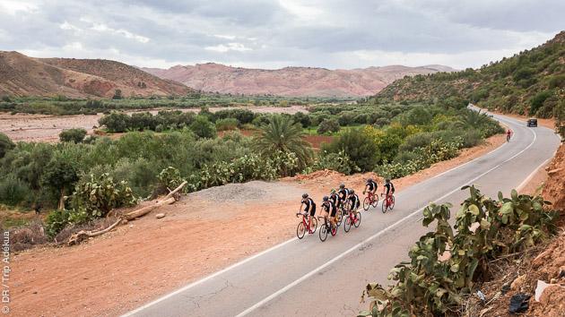 Séjour vélo de route au Maroc, au coeur de l'Atlas