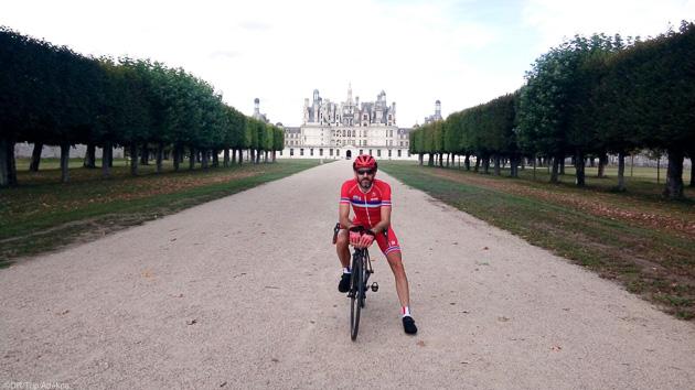 Votre séjour vélo de route à la découverte du Val de Loire