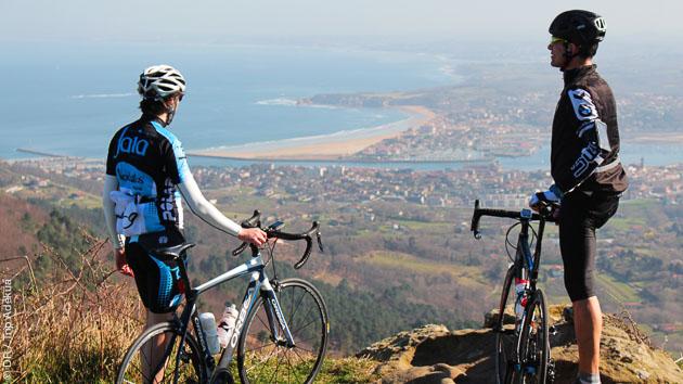 Les plus beaux paysages du Pays Basque espagnol pour votre séjour cyclo