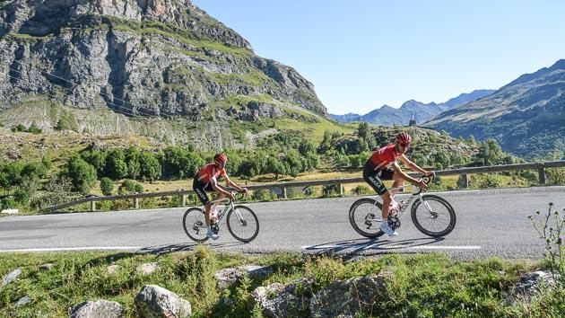 Votre séjour vélo de route dans les Pyrénées
