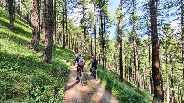 Découvrez les plus beaux paysages du Piémont italien en VTTAE