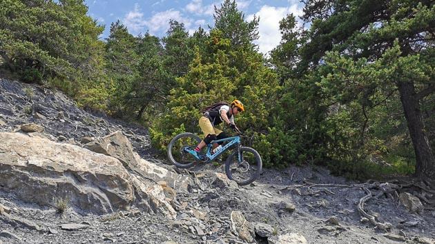 3 jours de VTT dans les Hautes-Alpes et la vallée de Briançon