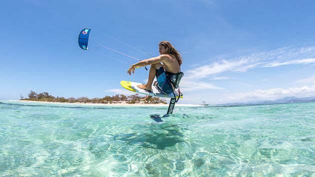 Naviguez en kite sur les plus beaux spots des Caraïbes