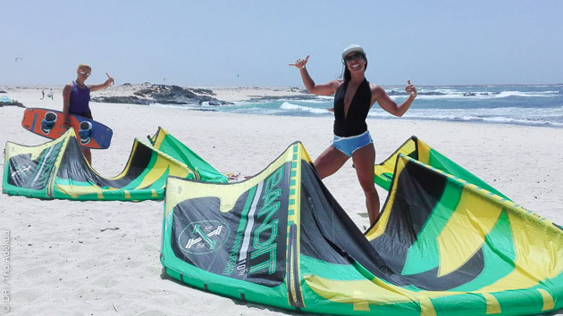 vacances kite à Fuerteventura
