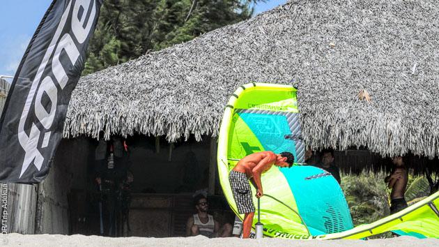 Un séjour kite à prix malin à Jericoacoara, avec stage initiation ou intermédiaire, et hébergement