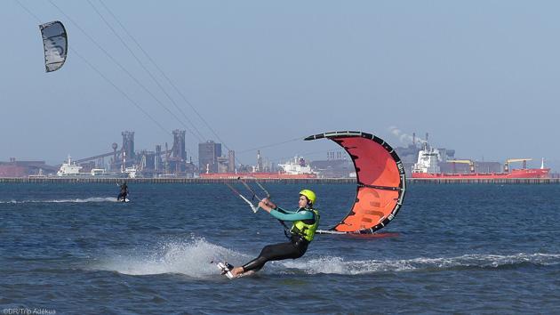 Découvrez le kitesurf dans des conditions idéales à Marseille