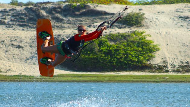 Votre séjour kitesurf sur les meilleurs spots de Lagoinha au Brésil