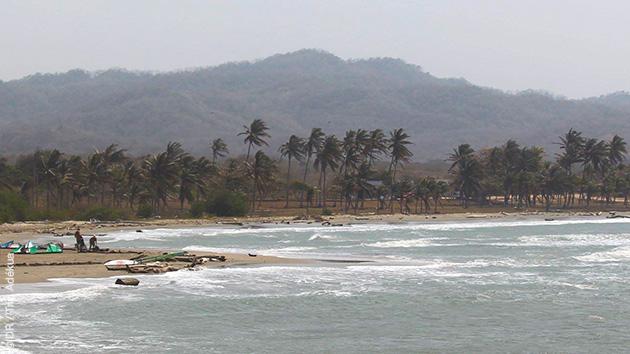 Séjour multispots kite et down wind au programme de ces vacances en Colombie, à Barranquilla