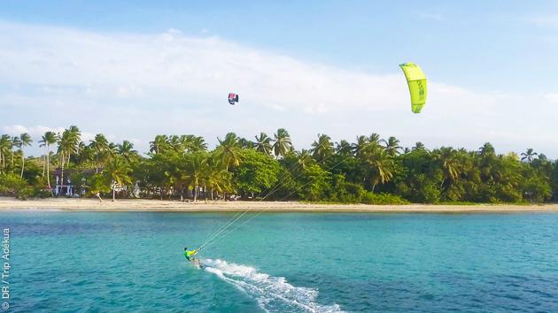 voyage kite de rêve aux antilles